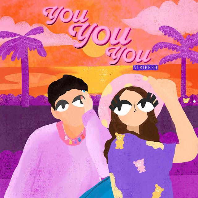 Syahravi dan Amanda Caesa Hadirkan Single Terbaru 'You You You'.lelemuku.com.jpg