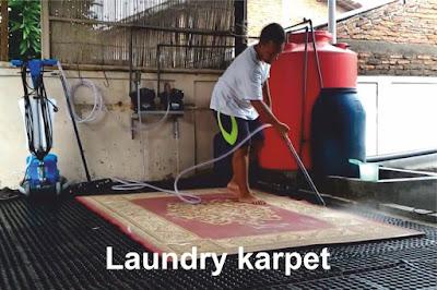 laundry karpet