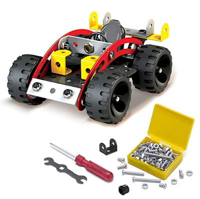 Mechanix Monster Buggies Toy, enhancing practical education, STEM Learning, Mechanical Skills and Creativity