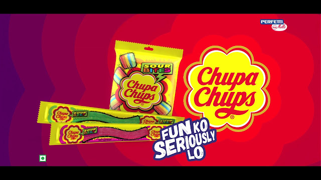 Perfetti Van Melle amplifies the Fun Quotient in Confectionery- Introduces Chupa Chups Sour Belt and Sour Bites