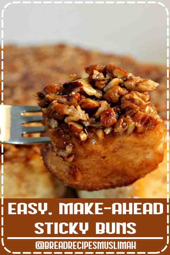Easy, Make-Ahead Sticky Buns
