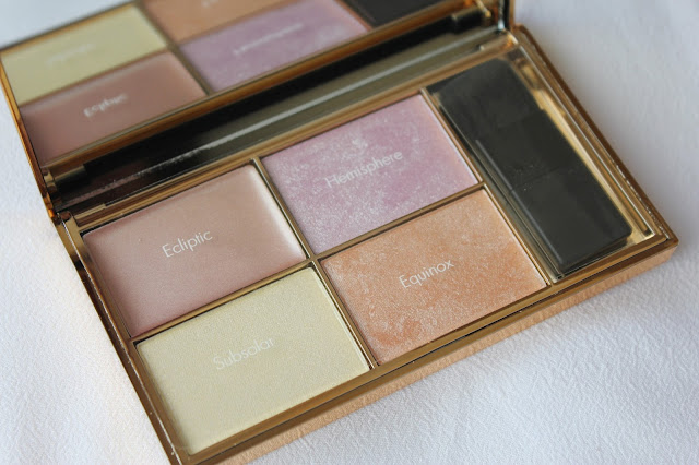 sleek highlighter palette