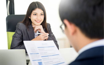 How to get the interviewer to notice you