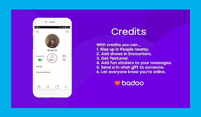 Badoo App Premium Mod Apk Unlimited Credits