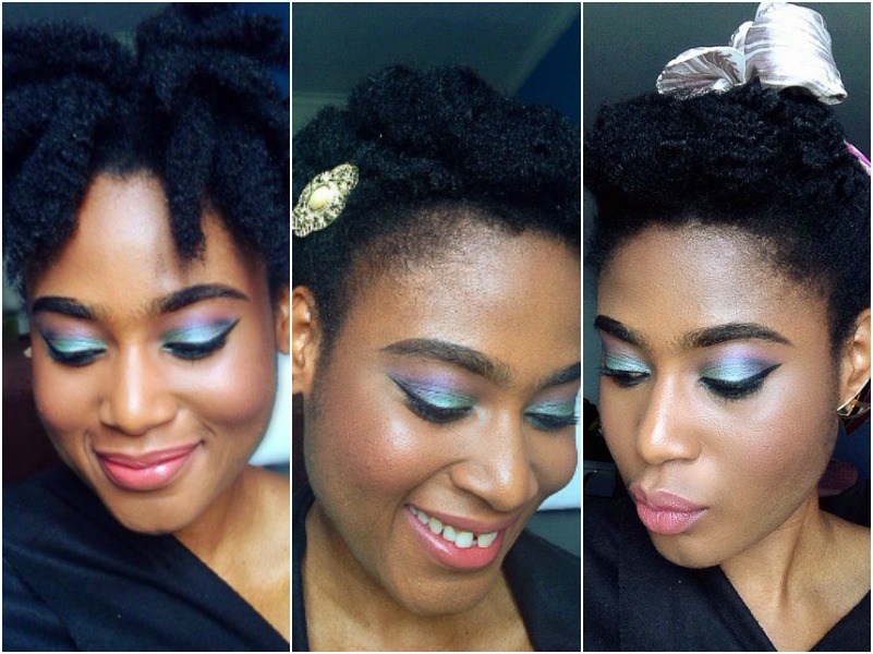 Video | 3 Simple & Easy Tuck n' Roll Styles for Natural Hair