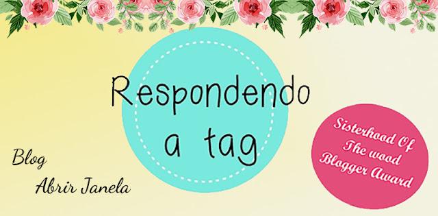 Tag Irmandade dos Blogueiros(as) do Mundo