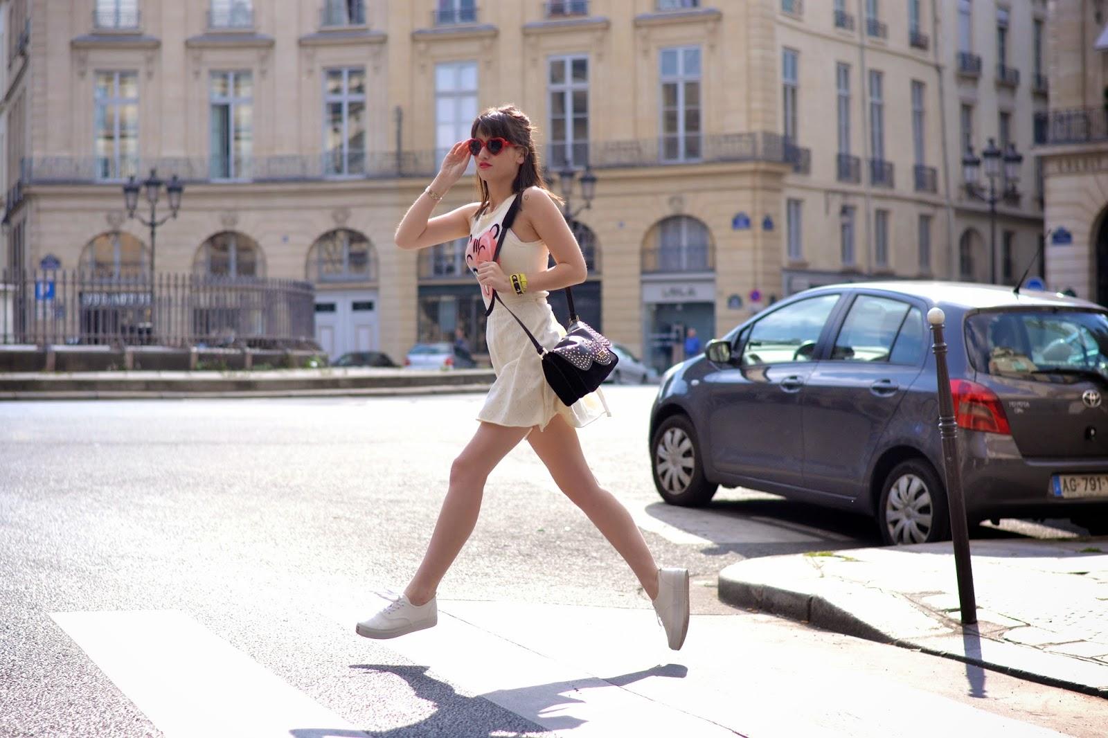 巴黎时装摄影