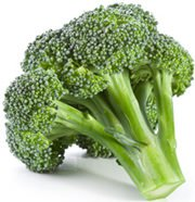 Lose weight broccoli.