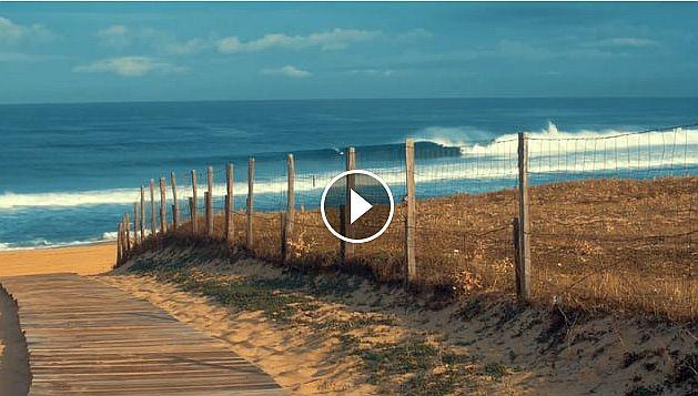 FREE LANDES Jérémy Flores - Stephanie Gilmore - Josh Kerr