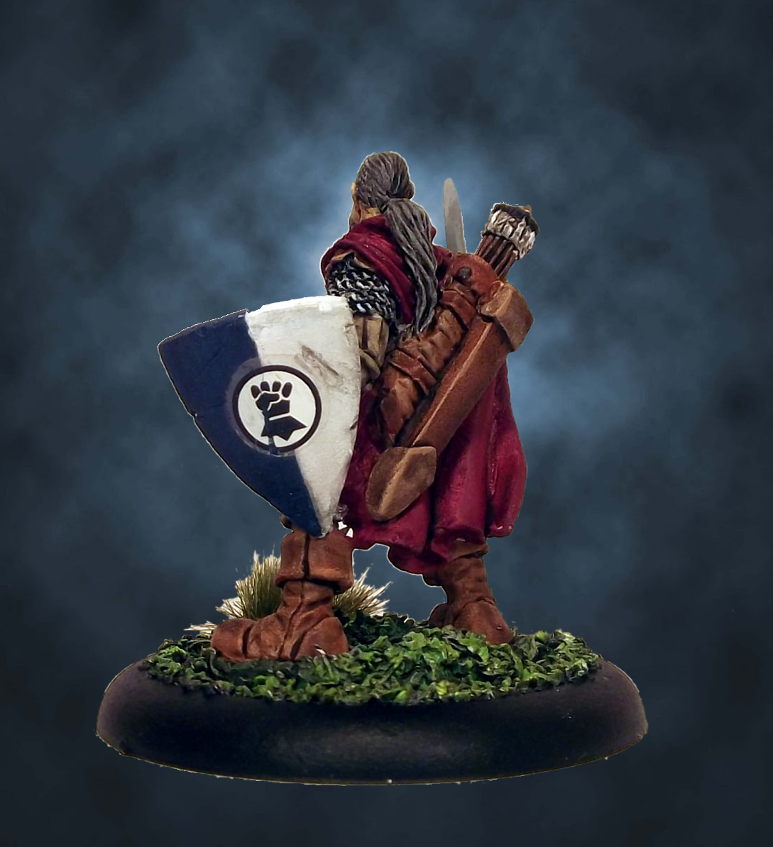 Miniatures for Roleplaying: Reaper's Damian Helthorne Reloaded
