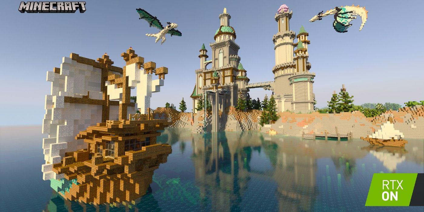 Fitur Ray-Tracing Nvidia Versi Beta di Minecraft Akan Hadir Minggu Ini