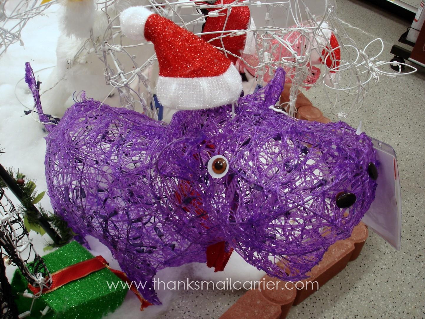 christmas hippo lawn decoration psoriasisguru com - Christmas Hippo Outdoor Decoration