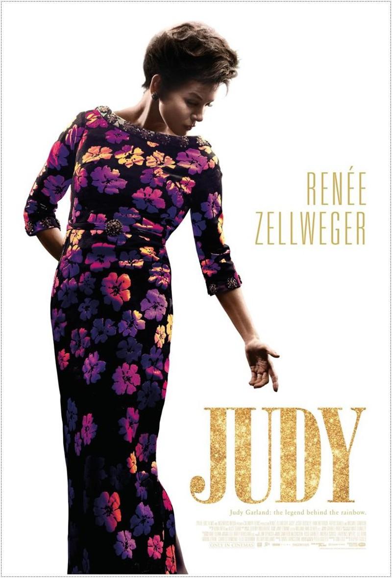 Judy – Muito Além Do Arco-Íris – filmão para Oscar