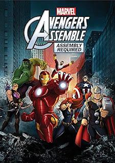 Marvel's Avengers Assemble (2013– ) ταινιες online seires xrysoi greek subs