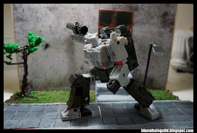 Siege Megatron แด่หัวใจทรราช