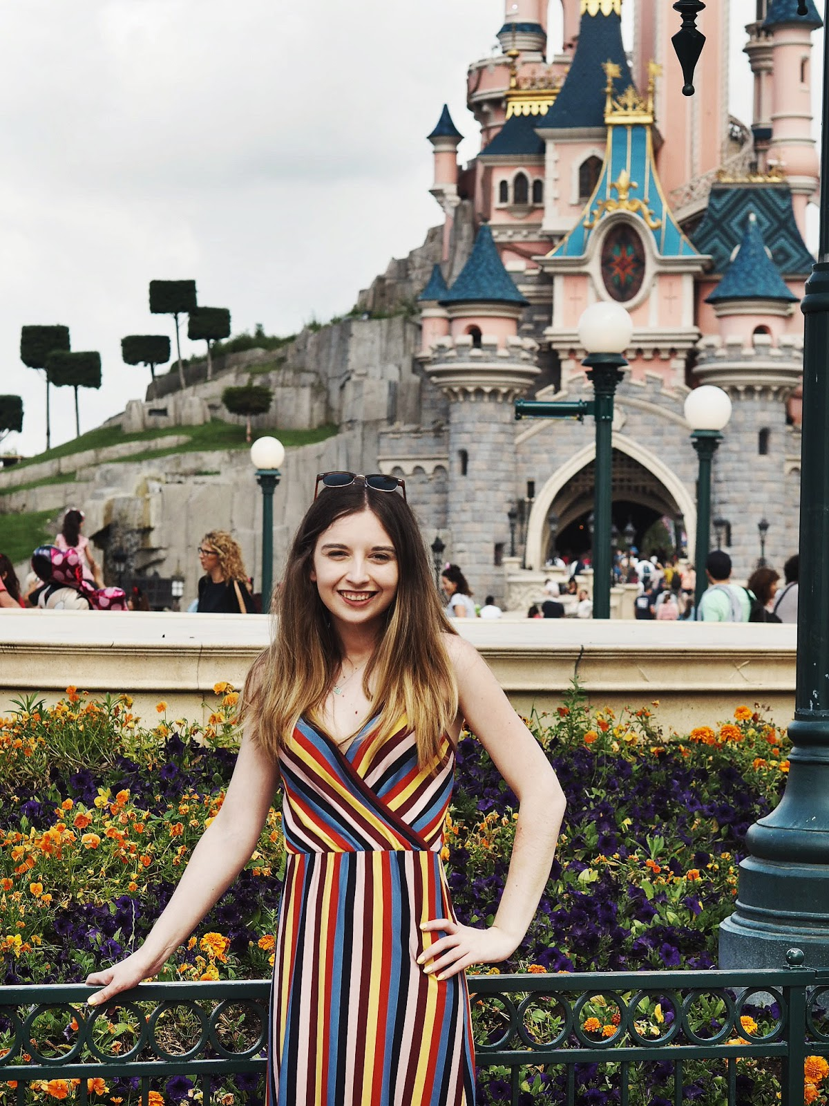 Disneyland Paris Palace Castle