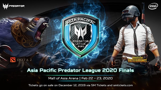 Predator League Tickets Go On Sale Starting 12.12