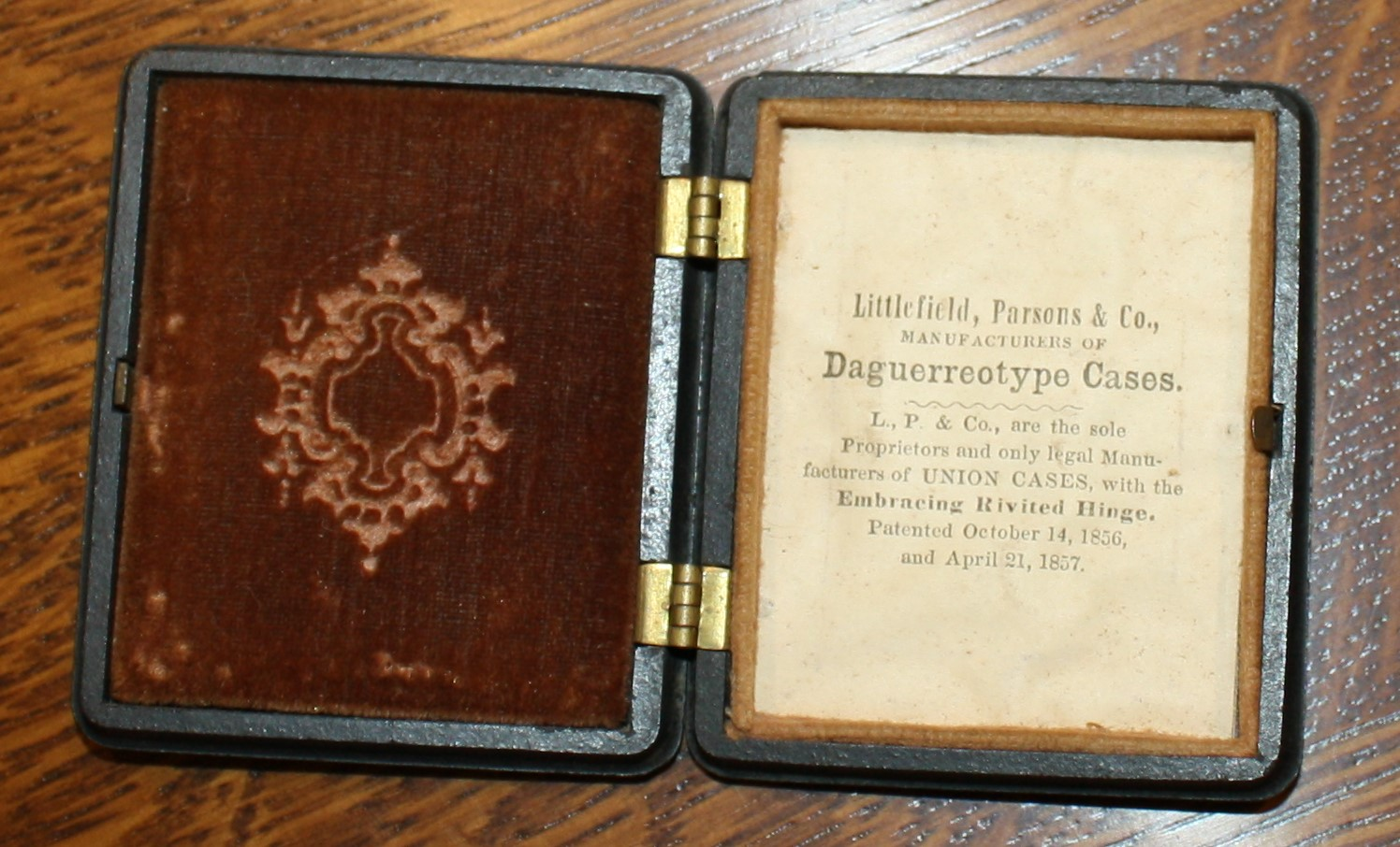 Accoutrements of the U.S Infantry Riflemen /& Dragoons 1834-1839 Booklet