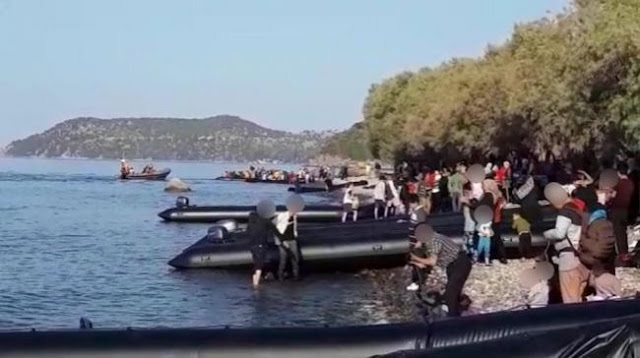 Guardian για προσφυγικό: «Η Ελλάδα έχει φτάσει στα όριά της»