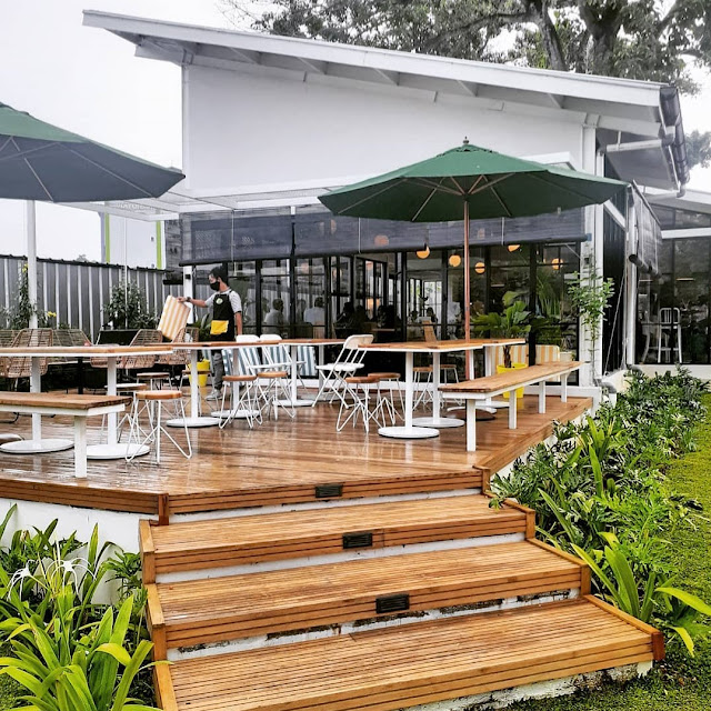 Kira Cafe Resto Bintaro