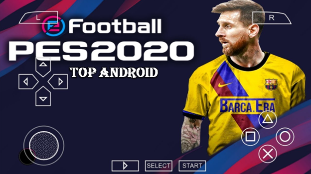 Download And Install PES 2020 PPSSPP Camera PS4
