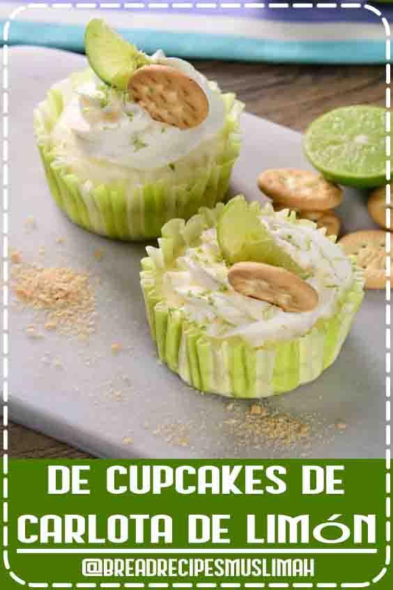 de Cupcakes de Carlota de Limón