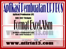 Download Aplikasi Untuk Membuat LPJ BOS Format Excel.Xlsm