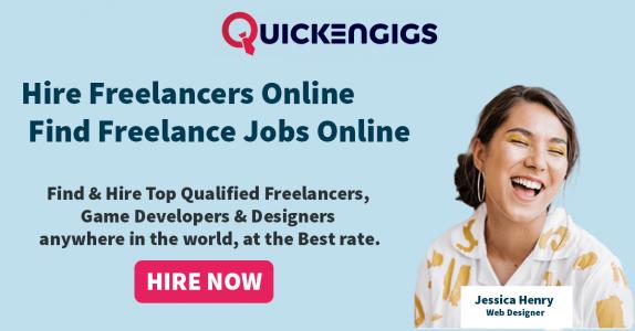 Best Websites like Fiverr and Freelancer