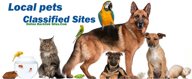 Post Free Classified Ads For Pets Online