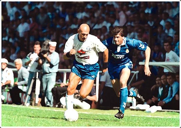 Dertycia Tenerife Real Madrid 1993