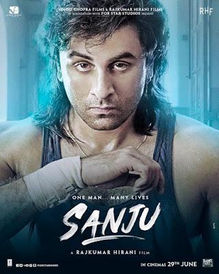 Sanju 2018 Hindi Pre-DVDRip 700Mb x264
