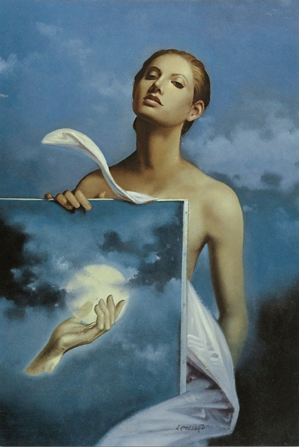 Alfio Presotto surrealist