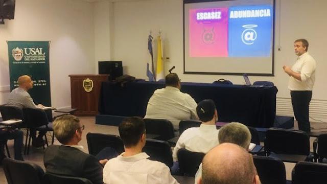 Charlas 2020 ISACA Adacsi: La seguridad locamente impredecible y exponencial (10 Marzo 2020)