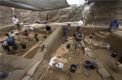 Ισραήλ: Βρέθηκε το πρώτο νεκροταφείο των Φιλισταίων