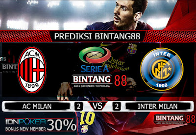 PREDIKSI SKOR AC MILAN VS INTER MILAN 22 SEPTEMBER 2019