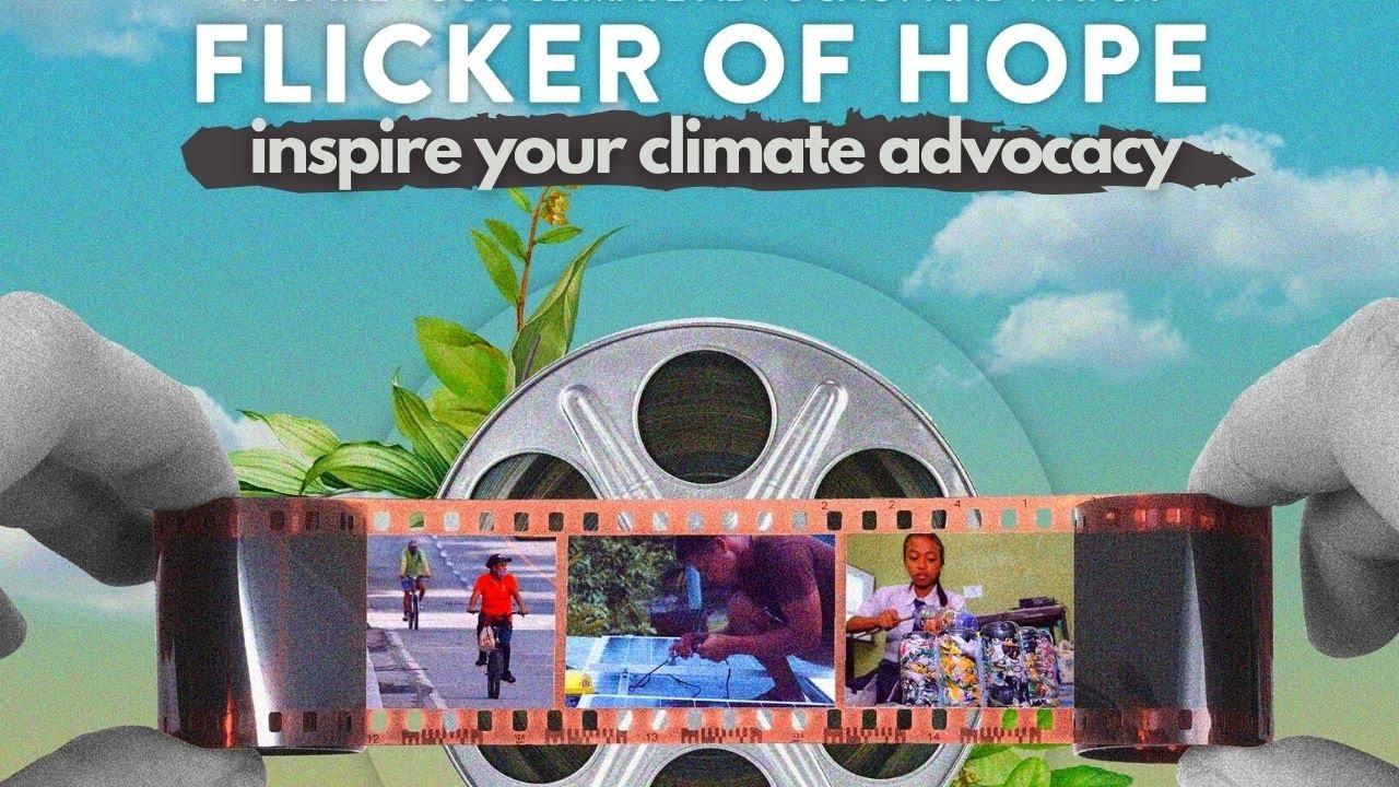 Flicker of HOPE: A Mini Documentary on SUSTAINABILITY
