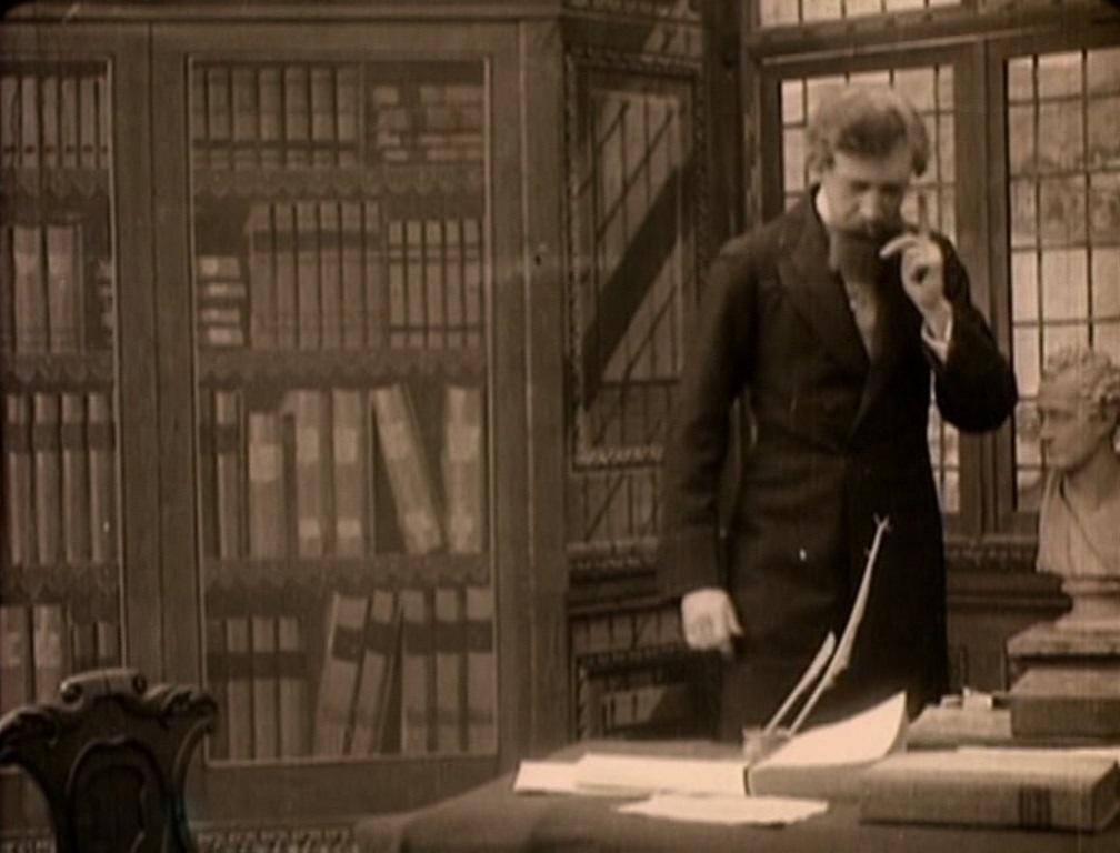 Watching the Carol: Scrooge - 1913, film