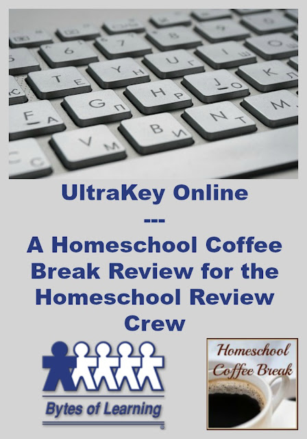 UltraKey Online (A Homeschool Coffee Break Review for the Homechool Review Crew) on Homeschool Coffee Break @ kympossibleblog.blogspot.com