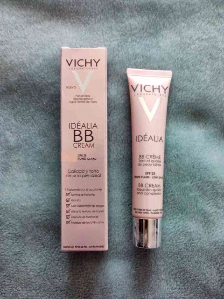bb cream idealia de vichy
