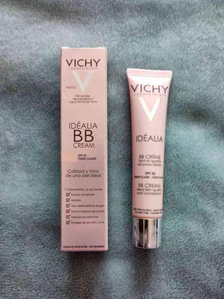 bb cream idealia de vichy