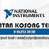 Jawatan Kosong di NI Malaysia Sdn Bhd - 10 Ogos 2020