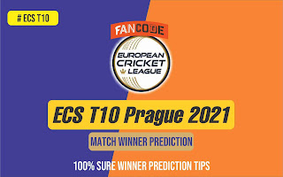 European Cricket Series - ECS T10 Prague VCC vs Prague Barbarians Vandals 14 May 2021, 02:30 PM IST 100% sure today match prediction ball by ball who will win today match Vinor Cricket Ground Prague, Prague Full details, Results All you need to know Fantasy crix11 today match prediction Free