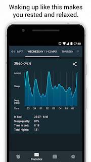 Sleep Cycle alarm clock v2.0.1930 Pro APK