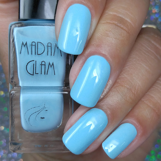 Madam Glam - Blue Mood