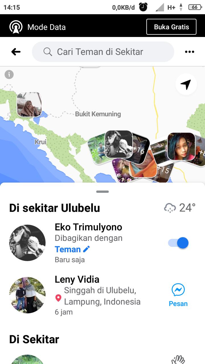 cara mencari teman fb malaysia