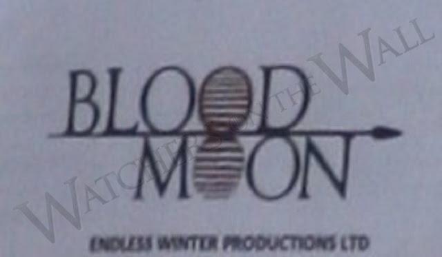 Logo de la precuela de Juego de Tronos, Blood Moon