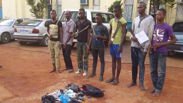 Côte d'Ivoire : Les enfants en difficulté avec la loi