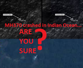 China asked for more Evidence for the Declaration of MH370 Crashed on Indian Ocean.