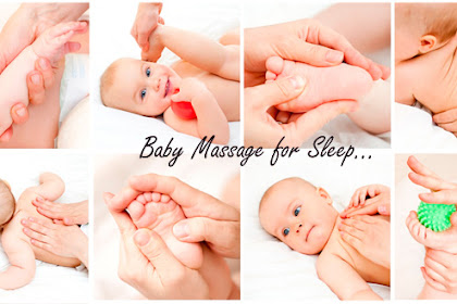 These 3 Baby Massage for Sleep Are Worth to Try