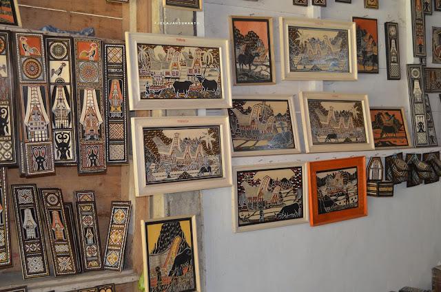 Souvenir khas Kete Kesu Tana Toraja Sulsel +Fotojelajahsuwanto
